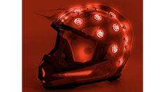 Radical new motorcycle helmet hitting the road next year