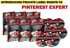 Pinterest Expert - Pinterest Report With Private Label Rights!