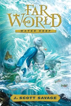 Follow the main characters, Marcus and Kyja as the explore a magical world of adventure and excitement  in Far World: Water Keep