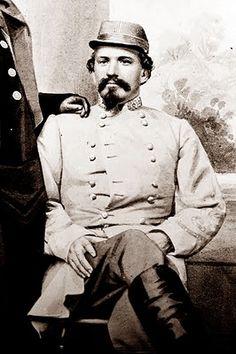 Confederate raider John H. Morgan