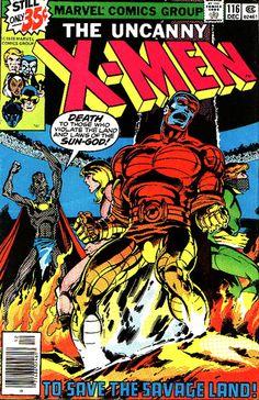 X-Men no. 116, John Byrne. Comic book