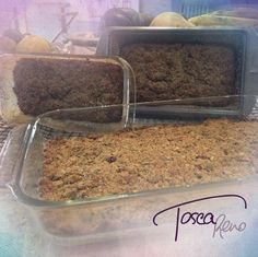 #Paleo Loaf! Totally Clean. Enjoy slices of this healthy loaf on its own, or try some of the decadent topping ideas as a treat! #EatClean #CleanEating #Breakfast #ToscaReno