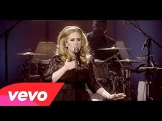 ▶ Adele - Set Fire To The Rain (Live at The Royal Albert Hall) - YouTube