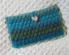 someday I will learn to crochet. or knit. or sew...