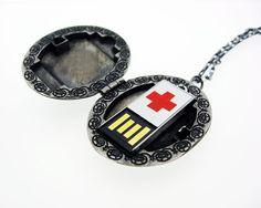 medical information usb locket