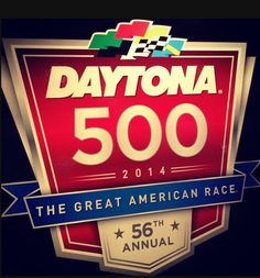 2014 Daytona 500 logo unveiled today.