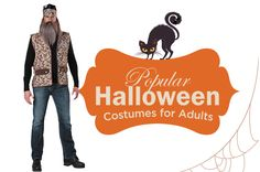 10 popular Halloween costumes for adults