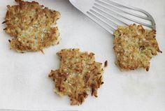 Potato and Parsnip Latkes   Recipe   Joy of Kosher with Jamie Geller