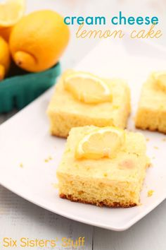 Cream-Cheese-Lemon-Cake-Recipe