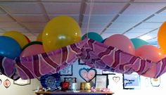 A Super New Year's Eve Party for Kids, including a link for how to make your own balloon drop!