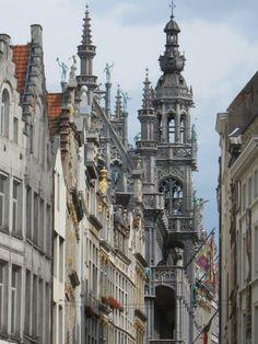 Brussels, Belguim - what an amazing trip it has been!