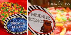 Star Wars snacks