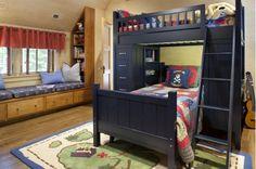 Boys bedroom design idea #KBHomes #Houston