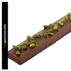 Turrón de pistacho Elies Miró maestro chocolatero
