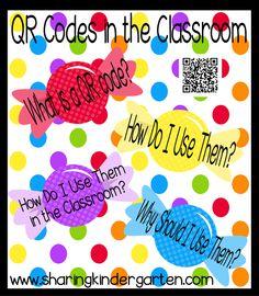 QR Codes for Teachers