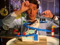 Bill Nye the Science Guy episodes 47: Water Cycle - Week 4