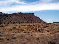 Black Mesa State Park, Highest Point in Oklahoma