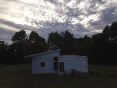 At The Passive Solar Off Grid Home, Another Quiet Week In The Country It T'Ain't