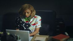 Writer's Block for DVF by gia coppola