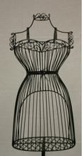 Female Wire Dress Form Mannequin#1 - Mannequin Madness