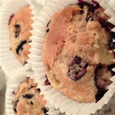 Best 100 Calorie Blueberry Muffins Allrecipes.com