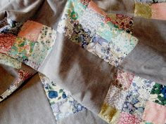 Liberty squares by ImAGingerMonkey, via Flickr- for my fat eighths!
