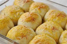 Herbed Cheese Rolls- 30 minute rolls