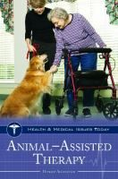 Animal-assisted therapy, by Donald Altschiller