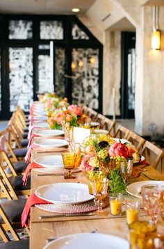 Ace Hotel downtown LA wedding   Real Weddings and Parties   100 Layer Cake #LiveOffTheMenu #Sanpellegrino