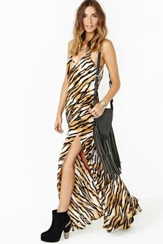 Maybe Tomorrow Maxi Dress by #Lovers+Friends