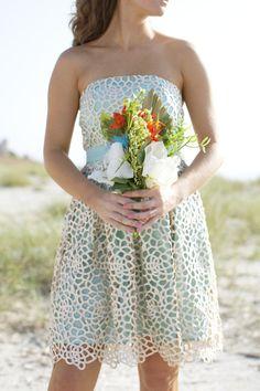 Beautiful bridesmaid dress! Photography by landonjacob.com