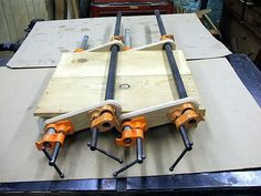 True Parallel Clamps