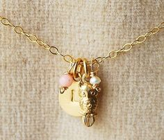 Owl Always Love You Necklace.