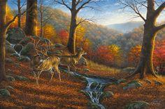 Hunter Ridge | Abraham Hunter