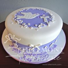 Cakes For Baptisms Confirmations Or First Communion Christening