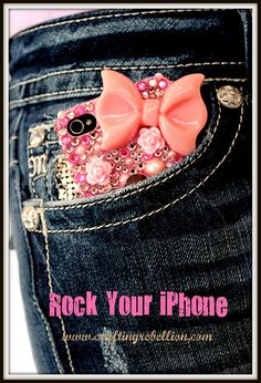 DIY iPhone covers, totally doing this when I get my new iPhone!