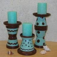 terra cotta pot crafts - Google Search