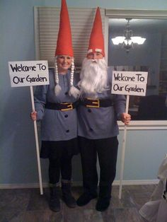 gnome costume, anyone?