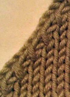 Lean to the right, lean to the left (We're talking decreases!) - Knitting Daily - Knitting Daily