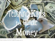 Teaching Kids to Handle Money