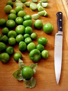 Green Salsa #mexicanfood
