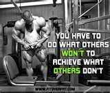 Achieve What Others Don't!
