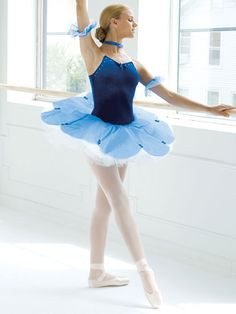 Moonlight Sonata - Style 055 | Revolution Dancewear Ballet Dance Recital Costume