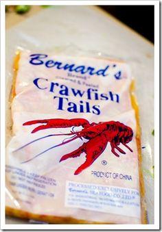 Crawfish Po' Boys Sandwich recipe