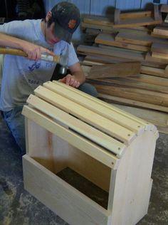 How To: Build a DIY Saddle Rack