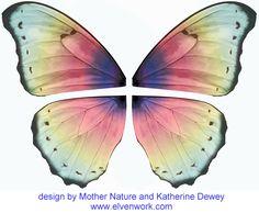craft, fairies, fairi wing, butterflies, art, fairi stuff, printable butterfly wings, dragonfli wing, design