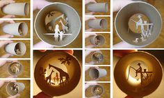 recycle that toilet paper roll. wikstenmade.blogs...