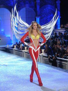 Victoria Secret Superheroes