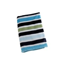 """Happy Chic Baby by Jonathan Adler - Charlie Baby Blanket - Happy Chic Baby by Jonathan Ad  - Babies""""R""""Us"""