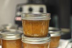 Apricot Rosemary Jam- Food in Jars jar, food, fruit stuff, preserv, apricot jam, apricot rosemari, rosemari jam, apricots, apricot rosemary